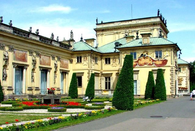 Musée du Palais de Wilanow   VARSOVIE