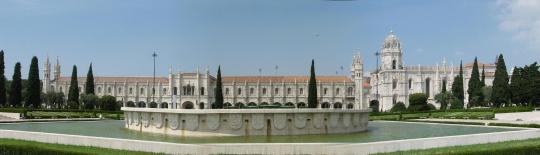 Monastère des Jeronimos   BELEM