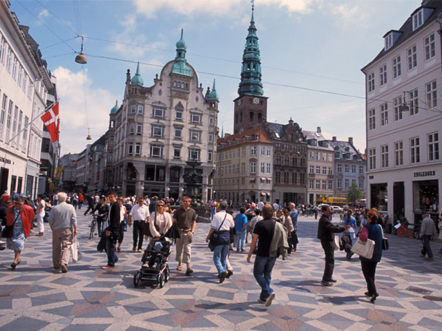 centre de COPENHAGEN