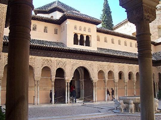 Palais des Lions    GRENADA