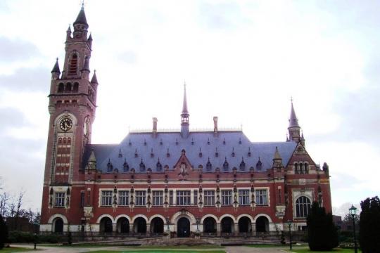 Palais de la Paix   LA HAYE