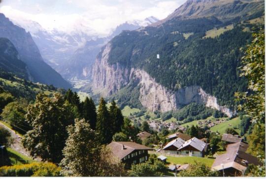 Interlaken et ses vallées